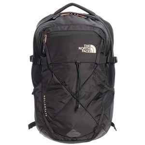 North Face Rose Gold Backpack